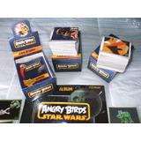 Angry Birds Star Wars - Estampas Normales Y Doradas Sueltas