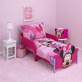 Edredon Con Sabanas 4 Piezas Toddler Disney Minnie Mouse