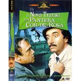 Dvd A Nova Transa Da Pantera Cor-de-rosa