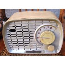 Radio Antigua De Baquelita General Electric