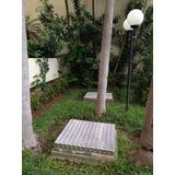 Tampa De Alumínio Para Cisternas E Caixas 70 X 70 Cm