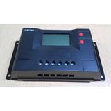 Regulador Solar De 12v 30a Y 24v Para Panel Con Display Usb