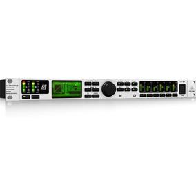 Crossover Behringer Ultradriver Dcx2496 Le
