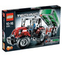 Juguete Lego Technic Set #8063 Tractor With Trailer
