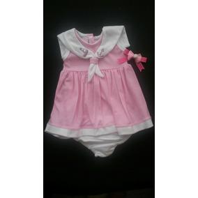 Vestidos De Marinero Para Niñas De Meses En 3 Bellos Modelos