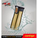 Vasos Contigo West Loop 2.0 Termico 16 Oz Color Latte Marron