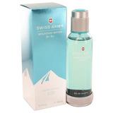 Mountain Water De Swiss Army, 100ml, Mujer Envío Gratis