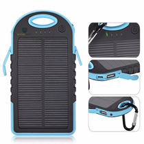 Cargador De Batería Solar - Cámaras A Prueba De Agua