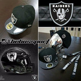 Oakland Riders New Era 59fifty. 7 1/2 Oficial Nfl