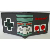 Carteira Controle Nes Nintendo Classic Controller Snes Retrô
