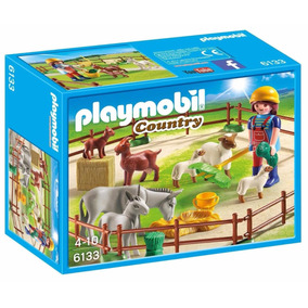 Playmobil Animales De La Granja 6133 Linea Country Educando