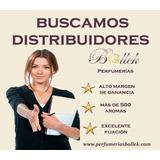 Distribuidores, Mayorista Para Perfumes De La Marca Bollek