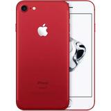Iphone 7 128gb Nueva Edición Rojo 4g Lte 12mp 4k Sellado