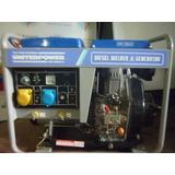 Planta Electrica A Diesel Nueva, Ktw-5(a) 60 Hz