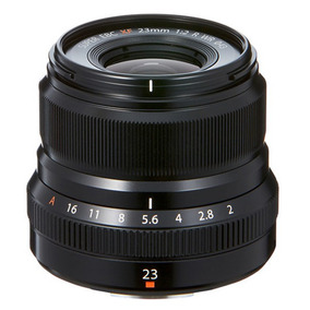 Lente Fujifilm Xf23mmf2 R Wr (12665)