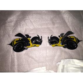 Emblemas Abeja Súper Bee Challenger Charger Srt8 Universal