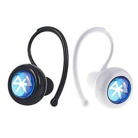Minifone De Ouvido Bluetooth Sem Fio Com Microfone