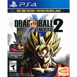Video Juego Ps4 - Dragon Ball Xenoverse 2 Day 1 - Mdp