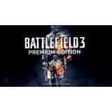 Battlefield 3 Premium Edition Original - Entrega 10 Minutos