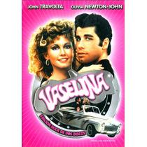 Dvd Vaselina ( Grease ) - John Travolta / Olivia Newton-john