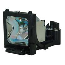 Lámpara Con Carcasa Para Hitachi Cpx270wa Proyector