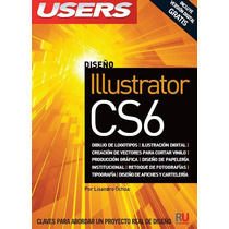 Ebook Libro Diseño En Illustrator Cs6