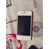 Vendo O Cambio Iphone 4 16 G Funciona 100 Libre Compañia