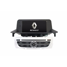 Central Kit Multimidia Renault Fluence Original Completo
