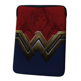 Case Porta Laptop - 30 Cm - Dc Comics - Wonder Woman - Urban