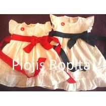 Vestidos Blanco Brodery Fiesta Bautismo Nena Y Ropa Gap Polo