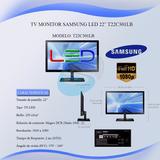 Monitor Tv Samsung 22 Led Full Hd T22c301lb