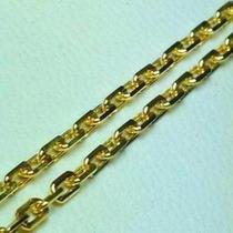 Cadena Forcet Oro 18 K De 55 Cm.de Largo