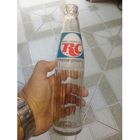 Antigua Botella De Gaseosa Rc