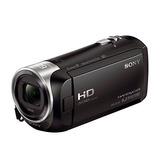 Sony Hdr-cx440 Handycam - Videocámara Hd De 60gb De 8gb W...