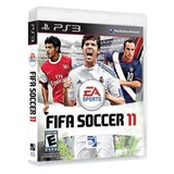Videojuego Ps3 Electronic Arts Fifa 11 Catalog Category 632
