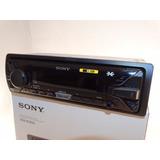 Auto Rádio Sony Dsx A100u Usb Auxiliar Fm Am Com Controle
