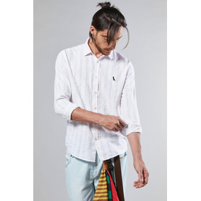 Camisa Regular Degrade Texturas Reserva