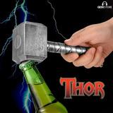 Destapador Botella Martillo Thor Mjolnir Marvel Avengers