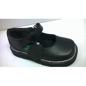 Zapatos Kickers Colegiales, Originales Talla 25