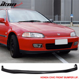 Lip Defensa Delantera Estilo Sir Honda Civic 92-95