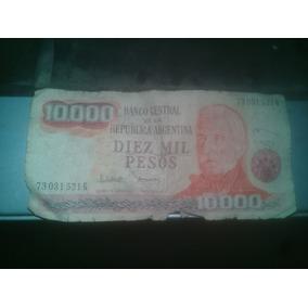 Vendo 10.000 Diez Mil Pesos
