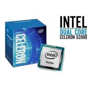 Procesador Intel Celeron G3900 2.8ghz Socket 1151 2mb