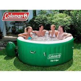 Jacuzzi Spa Inflable Coleman