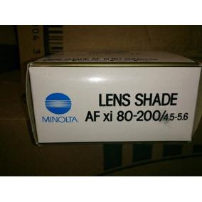 Konica Original Minolta Lente Sombra Af Xi80-200 / 4.5-5.6