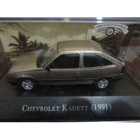 Miniatura Kadett 1991 Carros Inesquecíveis 1:43 Chevrolet
