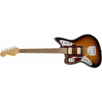 Guitarra Fender Jaguar Kurt Cobain Canhota