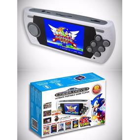 Console Sega Mega Drive Portátil Retro Original 80 Jogos