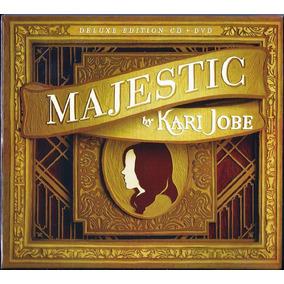 Dvd + Cd Kari Jobe - Majestic | B90