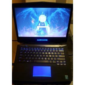 Notebook Alienware M14x I5 4200m Gt750 2gb 8gb Ram Hd 750gb
