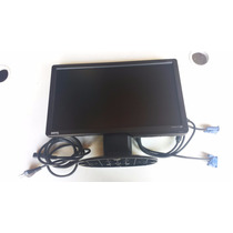 Monitor Lcd Benq 15.6 Polegadas Wide Screen G610hda Preto